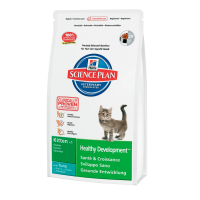 Hill's Science Plan для котят с тунцом (Kitten Healthy Development Tuna)
